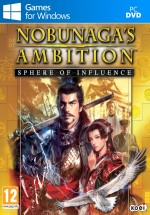 Copertina Nobunaga's Ambition: Sphere of Influence - PC