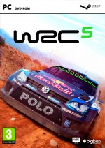 Copertina World Rally Championship 5 - PC