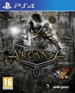 Copertina Arcania - The Complete Tale - PS4