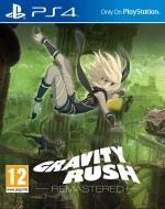 Copertina Gravity Rush Remastered - PS4