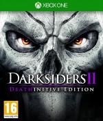 Copertina Darksiders 2: Deathinitive Edition - Xbox One