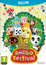 Copertina Animal Crossing: Amiibo Festival - Wii U