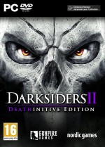 Copertina Darksiders 2: Deathinitive Edition - PC