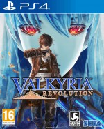 Copertina Valkyria Revolution - PS4