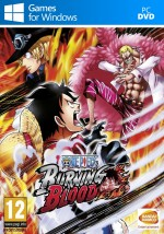 Copertina One Piece: Burning Blood - PC