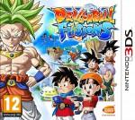 Copertina Dragon Ball Fusions - 3DS