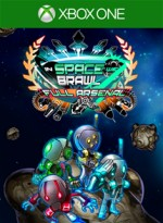 Copertina In Space We Brawl: Full Arsenal Edition - Xbox One