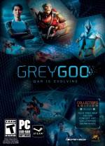 Copertina Grey Goo - PC