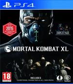 Copertina Mortal Kombat XL - PS4