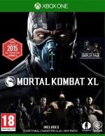 Copertina Mortal Kombat XL - Xbox One