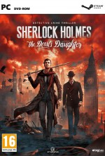 Copertina Sherlock Holmes: The Devil's Daughter - PC