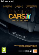 Copertina Project Cars: Game of the Year Edition - PC