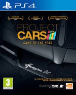 Copertina Project Cars: Game of the Year Edition - PS4