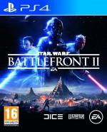 Copertina Star Wars Battlefront 2 - PS4