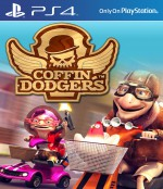 Copertina Coffin Dodgers - PS4