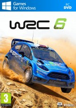 Copertina WRC 6 - PC