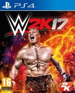 Copertina WWE 2K17 - PS4