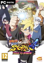 Copertina Naruto Shippuden Ultimate Ninja Storm 4 Road to Boruto - PC