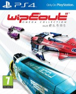 Copertina WipEout: Omega Collection - PS4