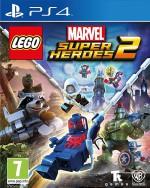 Copertina LEGO Marvel Super Heroes 2 - PS4