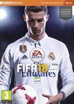 Copertina FIFA 18 - PC