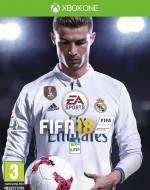 Copertina FIFA 18 - Xbox One