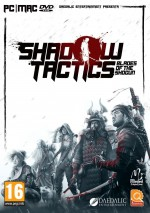 Copertina Shadow Tactics: Blades of the Shogun - PC