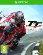 Copertina TT Isle of Man - Xbox One