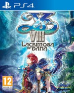Copertina Ys VIII: Lacrimosa of Dana - PS4