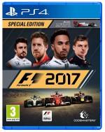 Copertina Formula 1 2017 - PS4