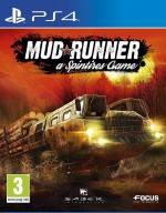 Copertina Spintires MudRunner - PS4