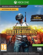 Copertina Playerunknown's battlegrounds - Xbox One