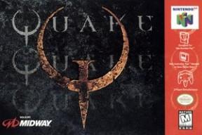 Quake N64 Cover