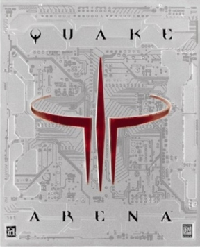 Quake III Arena PC Cover