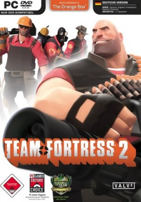 Team Fortress 2 PC Cover