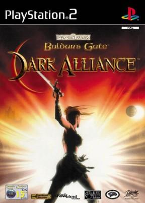 Baldur's Gate: Dark Alliance PS2 Cover