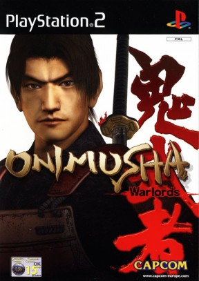 Onimusha: Warlords PS2 Cover