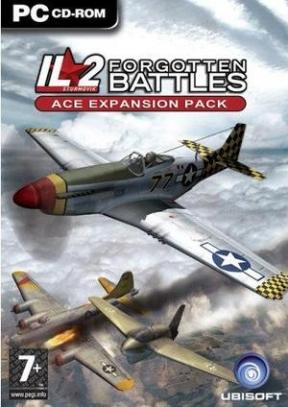 IL2 Sturmovik: Forgotten Battles PC Cover