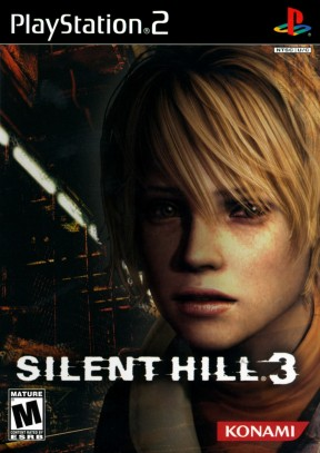 Silent Hill 3 PS2 Cover