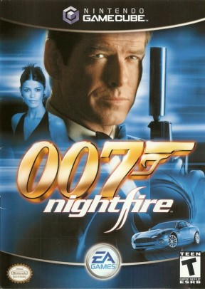 007: Nightfire GameCube Cover