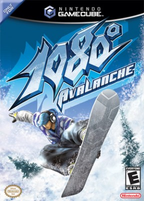 1080° Avalanche GameCube Cover