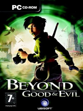 Beyond Good & Evil PC Cover