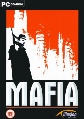 Mafia: City of Lost Heaven PC Cover