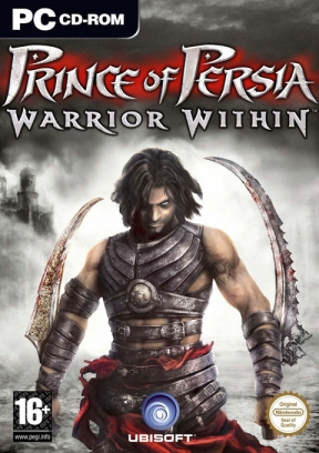 Prince of Persia Spirito Guerriero PC Cover