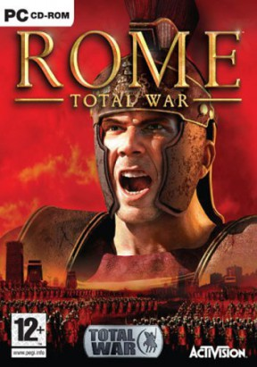 Rome Total War PC Cover