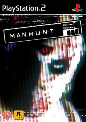 Manhunt PS2 Cover