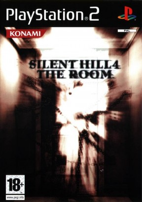 Silent Hill 4: The Room PS2 Cover