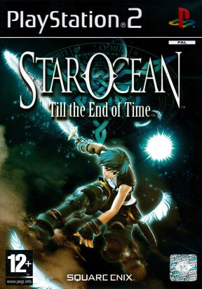 Star Ocean: Till the End of Time PS2 Cover