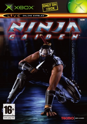 Ninja Gaiden Xbox Cover