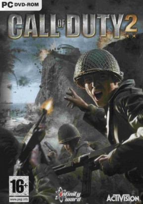 Call Of Duty 2 PC Cover
